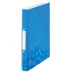 Leitz 42570036 ring binder A4 Blue,Metallic