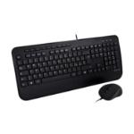 V7 CKU300IT toetsenbord USB QWERTY Italiaans Zwart