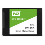 "Western Digital Green Festkörperdrive 2.5"" 240 GB Serial ATA III SLC"