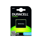Duracell Camera Battery - replaces Panasonic CGA-S007 Battery rechargeable battery