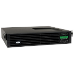 Tripp Lite SU2000RTXLCD2U uninterruptible power supply (UPS) Double-conversion (Online) 2 kVA 1800 W 7 AC outlet(s)