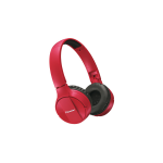 Pioneer SE-MJ553BT Supraaural Head-band Red