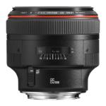 Canon EF 85mm f/1.2 L USM II Lens Tele lens Black