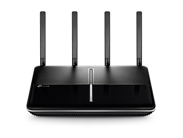 TP-LINK Archer VR2800 Dual-band (2.4 GHz / 5 GHz) Gigabit Ethernet Black wireless router