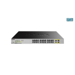 D-Link DGS-1026MP Unmanaged network switch Gigabit Ethernet (10/100/1000) Power over Ethernet (PoE) Black, Grey network switch