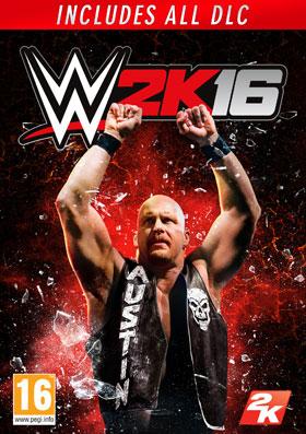 Nexway WWE 2K16 vídeo juego PC Básica + DLC Español