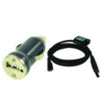 2-Power 1A Car Charger & Micro USB Cable