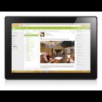 Lenovo Miix 310 64GB 4G Black,Silver tablet