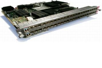 Cat6500 48ptGigE Mod:fabric-enabled(Req. SFPs)REMANUFACTURED