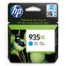 HP 935XL High Yield Cyan Original Ink Cartridge cartucho de tinta Cian 1 pieza(s)