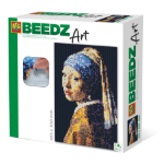 SES Creative Beedz art - Vermeer - Girl with a Pearl Earring