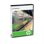 Hewlett Packard Enterprise P6000 Command View v10.1 Software Suite