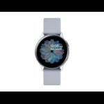 """Samsung Galaxy Watch Active 2 smartwatch Silver SAMOLED 3.02 cm (1.19"""") GPS (satellite)"""