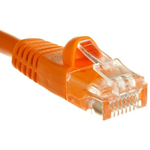 Videk Cat5e UTP 0.3m networking cable U/UTP (UTP) Orange