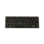 Toshiba P000642800 Keyboard notebook spare part