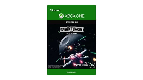 Microsoft Star Wars Battlefront: Death Star Expansion Pack Xbox One Video game add-on