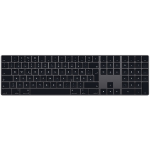 Apple Magic Keyboard with Numeric Keypad - German - Space Grey