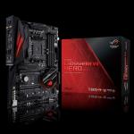 ASUS ROG CROSSHAIR VII HERO (WI-FI) AMD X470 Socket AM4 ATX