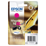 Epson C13T16334012 (16XL) Ink cartridge magenta, 450 pages, 7ml