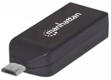 Manhattan 406222 card reader USB/Micro-USB