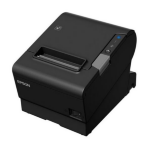 Epson TM-T88VI-iHUB- Intelligent Receipt printer (Ethernet, Intelligent Interface with 4 x USB, 1 x USB Charging and 1 x serial