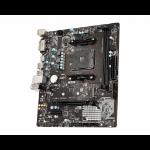 MSI A320M-A PRO MAX Socket AM4 Micro ATX AMD A320