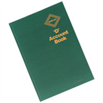 Simplex D Account Book 52 Pages