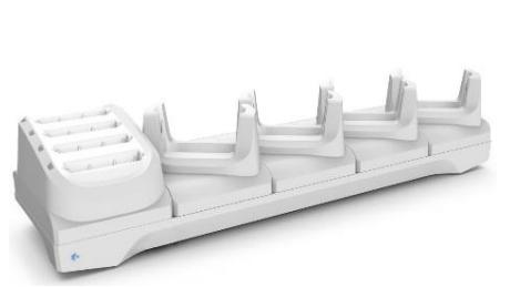 Zebra CRD-TC2W-BS54B-01 mobile device dock station accessory