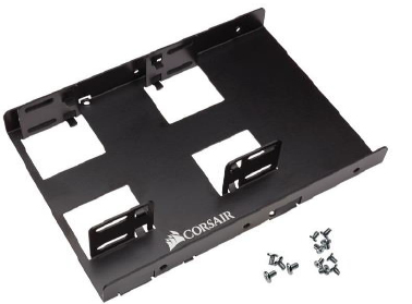 Mounting Bracket 2.5in To 3.5in Dual SSD
