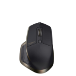Logitech MX Master mouse RF Wireless+Bluetooth Laser 1000 DPI Right-hand