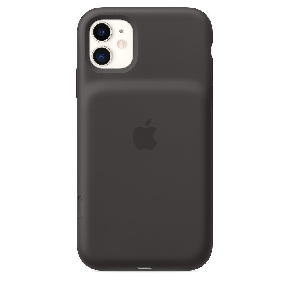 "Apple MWVH2ZM/A funda para teléfono móvil 15,5 cm (6.1"") Negro"