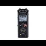 Olympus LS-P4 dictaphone Internal memory & flash card Black