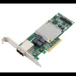 Microsemi 2277000-R RAID controller PCI Express x8 3.0 12 Gbit/s
