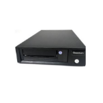 Quantum LTO-7 Tape Drive, Half Height, Tabletop, SAS HBA Bundle, 6Gb/s SAS, Black