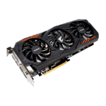 Gigabyte AORUS GeForce GTX 1060 6G (rev. 2.0) GeForce GTX 1060 6GB GDDR5