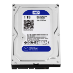 Western Digital Blue internal hard drive HDD 1000 GB Serial ATA III