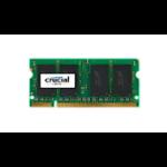 Crucial 2GB DDR2 SODIMM memory module 667 MHz