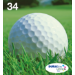 Epson Golf ball Multipack 4-clr 34 DURABrite Ultra Ink EasyMail