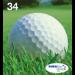 Epson Golf ball Multipack 4-clr 34 DURABrite Ultra Ink EasyMail