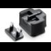 Samsung *Samsung UK Mains Adapter 5V 2Amp + MicroUSB Cable ETA-U90UBEGSTD - Black, (ETA-U90UBEGSTD) Official