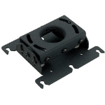 Chief RPA297 ceiling Black project mount