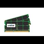 Crucial 8GB (2x4GB) DDR3-1066 CL7 SO-DIMM 8GB DDR3 1066MHz memory module CT2C4G3S1067MCEU