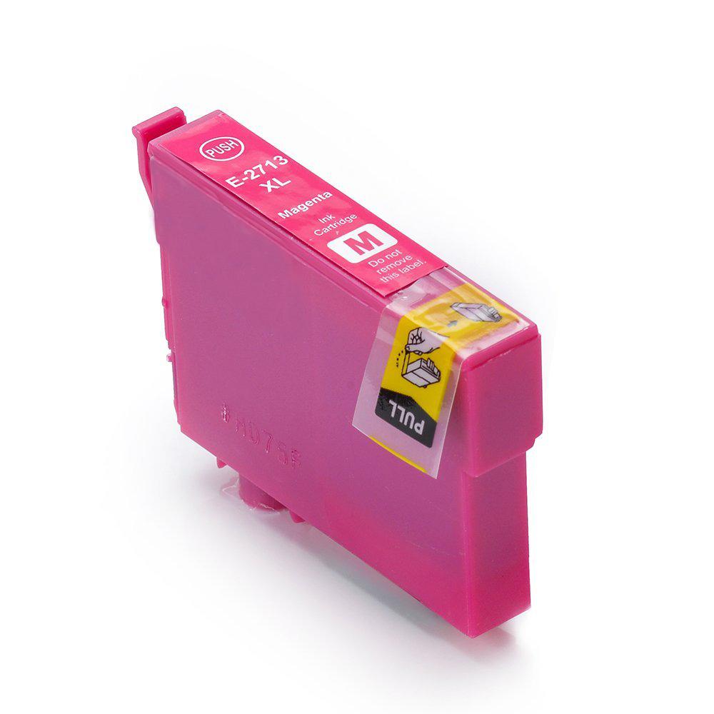 Compatible Epson T2713 Alarm Clock Magenta Ink Cartridge
