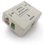ZyXEL 57-571-403244B telephone splitter