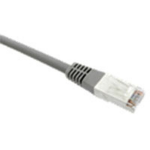 Black Box Patch Cable CAT6A S/FTP - Gray 15m