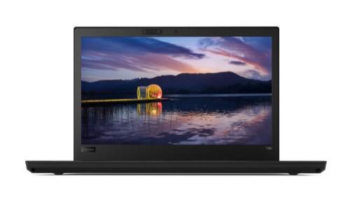 Lenovo ThinkPad T480 Black Notebook 35.6 cm (14
