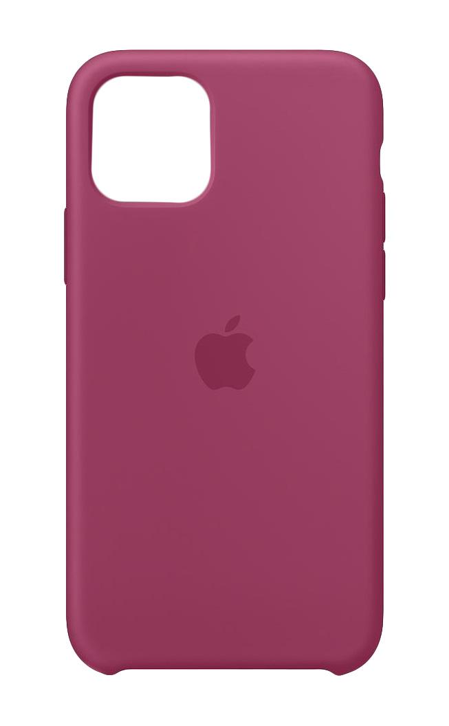 "Apple MXM62ZM/A funda para teléfono móvil 14,7 cm (5.8"") Funda blanda Granate"