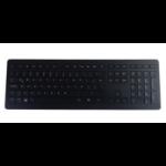 HP Wireless Collaboration keyboard RF Wireless Black