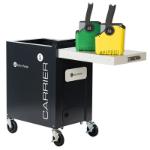 lockncharge LNC8151UK portable device management cart/cabinet Black