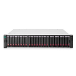 Hewlett Packard Enterprise MSA 2042 SAS Dual Controller SFF Storage 800GB Rack (2U) disk array